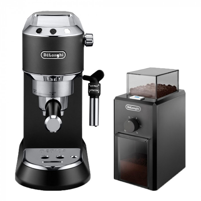 "Coffee machine De'Longhi ""EC 685.B"" + ""KG79"""