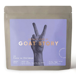 "Specialty coffee beans Goat Story ""Peru Finca La Chirimoya"", 250 g"