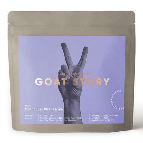 """Īpašās kafijas pupiņas Goat Story """"Peru Finca La Chirimoya"""", 250 g"""