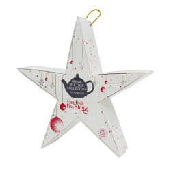 "Teede komplekt English Tea Shop ""Red & Silver Star"", 6 tk."