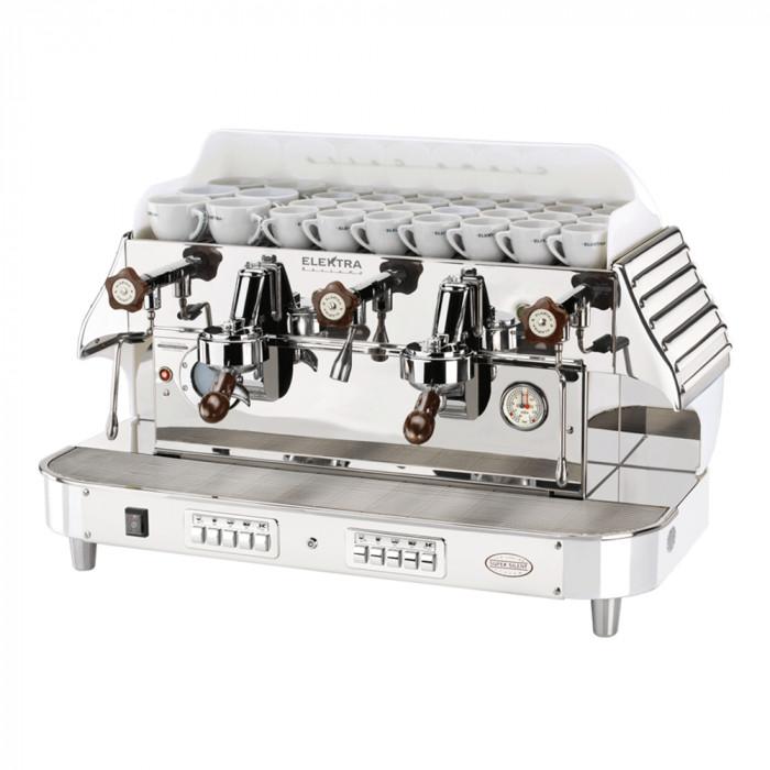"""Kavos aparatas Elektra """"Barlume V1C"""" dviejų grupių"""