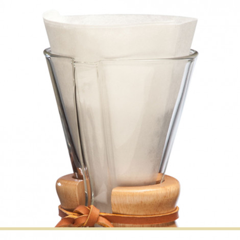 """Papīra filtri Chemex """"3 Cups"""", 100gb"""