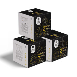 """Coffee capsules compatible with Dolce Gusto® set Charles Liégeois """"Magnifico"""", 3 x 16 pcs."""