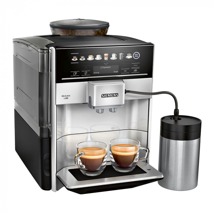 "Coffee machine Siemens ""TE653M11RW"""