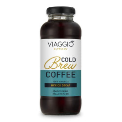 "Cold brew coffee Viaggio Espresso ""Cold Brew Mexico Decaffeinato"", 296 ml"