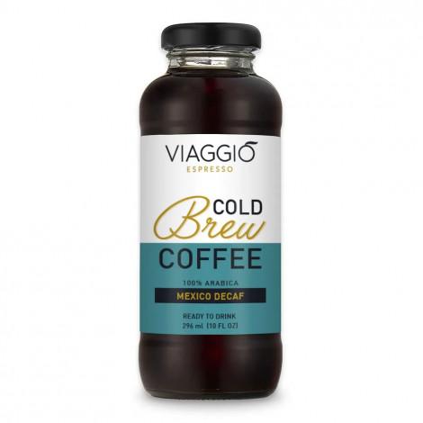 "Aukstā kafija Viaggio Espresso ""Cold Brew Mexico Decaffeinato"", 296 ml"