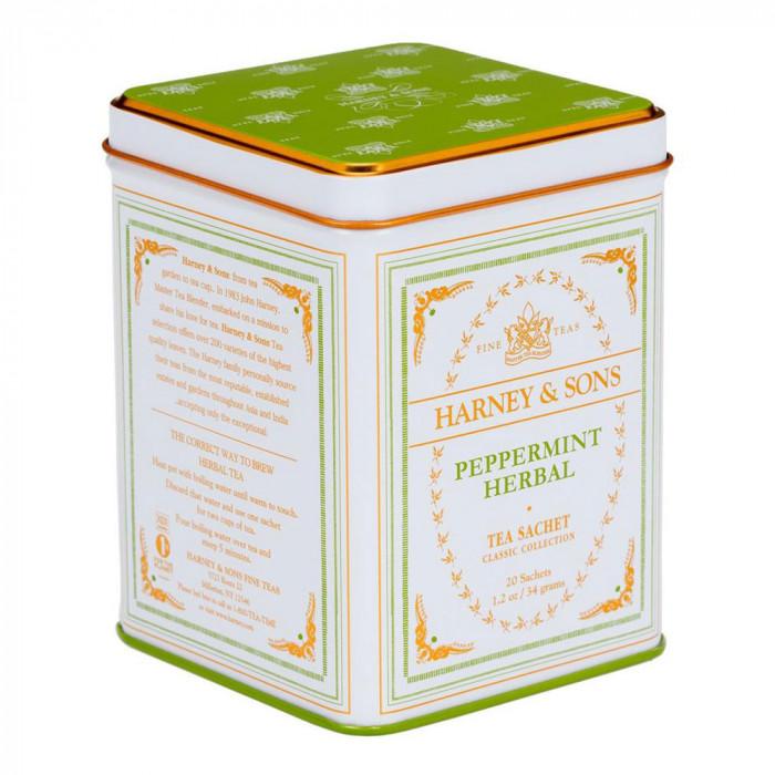 "Arbata Harney & Sons ""Peppermint Herbal"", 20 vnt."
