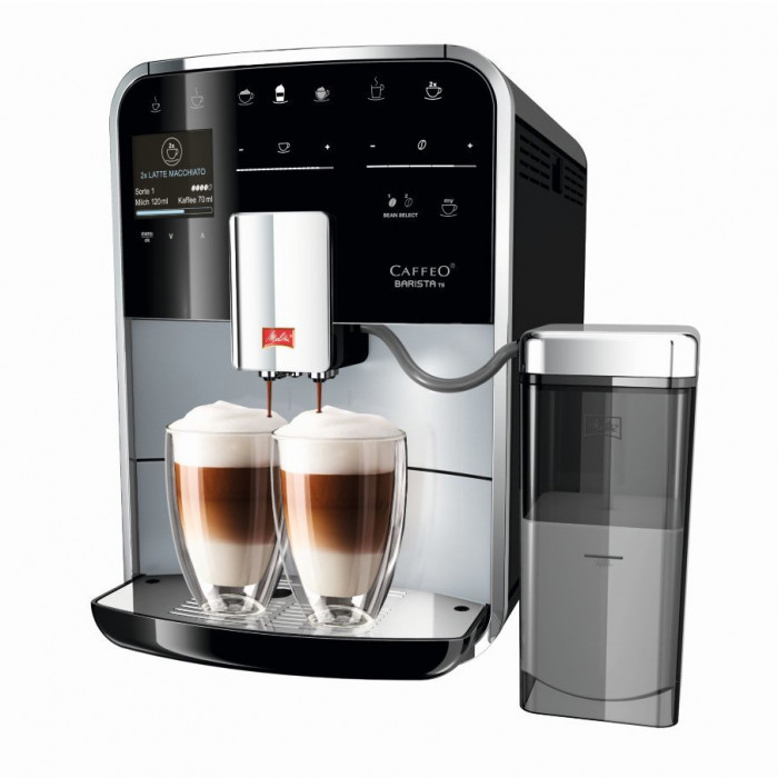 kaffeemaschine melitta f75 0 201 barista ts kaffee kumpeln. Black Bedroom Furniture Sets. Home Design Ideas