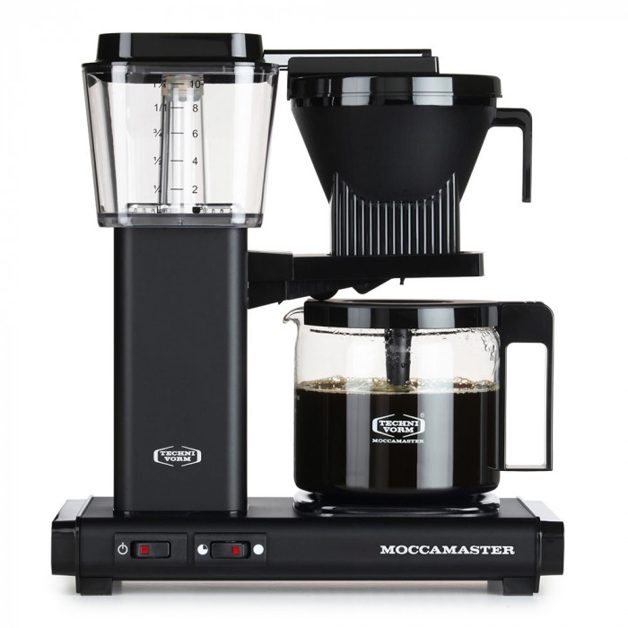 "Filter-kohvikeetja Moccamaster ""KBG741 Select Matt Black"""