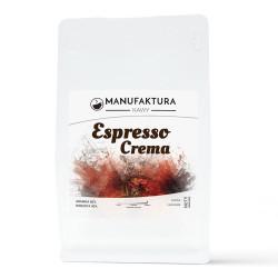 "Kawa ziarnista Manufaktura Kawy ""Espresso Crema"", 1 kg"