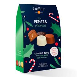 """Šokolaadikommide komplekt Galler """"Pépites"""", 14 tk."""