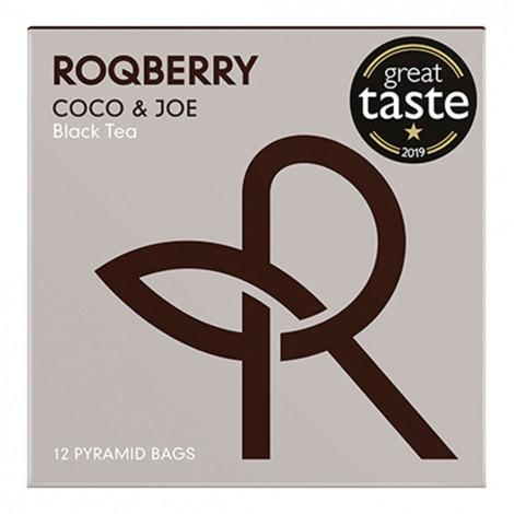 """Herbata Roqberry """"Coco & Joe"""", 12 szt."""