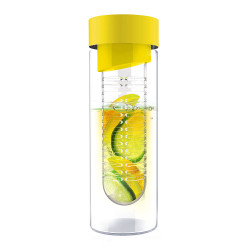 "Wasserflasche Asobu ""Flavour it Yellow"", 480 ml"