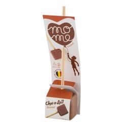 """Kuum šokolaad MoMe """"Flowpack Caramel"""", 40 g"""