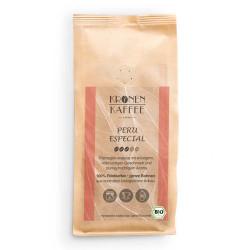 """Kaffeebohnen Kronen Kaffee """"Bio Peru Especial """" 1 kg"""