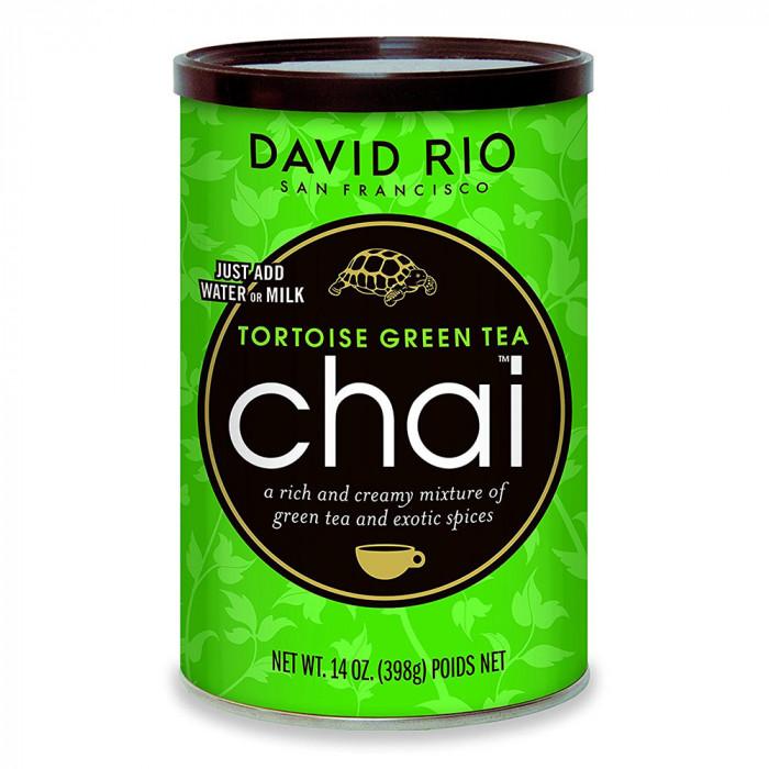 """Žalioji arbata David Rio """"Tortoise Green Tea"""", 398 g"""