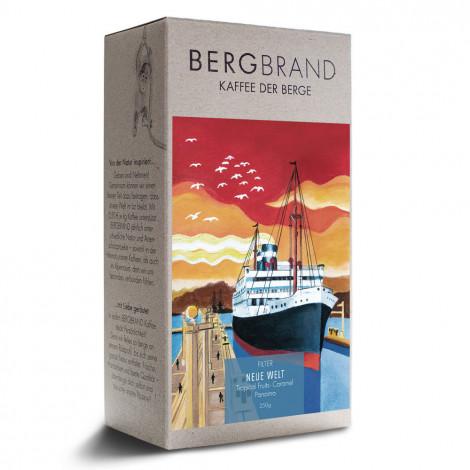 """Kaffeebohnen Bergbrand Kaffeerösterei """"Neue Welt Kaffee"""", 250 g"""