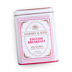 "Musta tee Harney & Sons ""English Breakfast"", 20 kpl."
