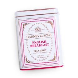"Black tea Harney & Sons ""English Breakfast"", 20 pcs."