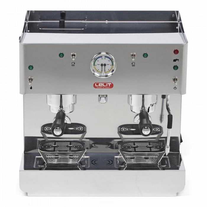 Traditional Espresso Coffee Machine Lelit Quot Silvana The