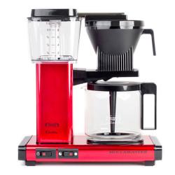 Фильтровая кофеварка Moccamaster «KBG 741 AO Red Metallic»