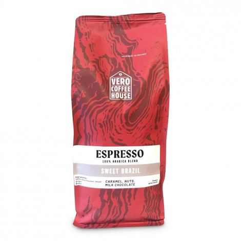 """Kafijas pupiņas Vero Coffee House """"Sweet Brazil"""", 1 kg"""