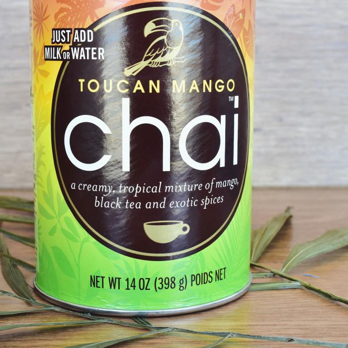 """Vaisinė juodoji arbata David Rio """"Toucan Mango"""", 398 g"""