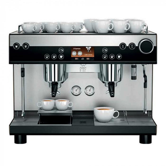 """Kafijas automāts WMF """"Espresso"""" divu grupu"""