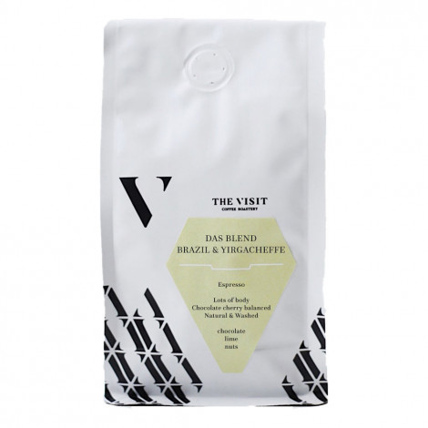 """Kaffeebohnen The Visit Coffee """"Das Blend Espresso"""", 1 kg"""