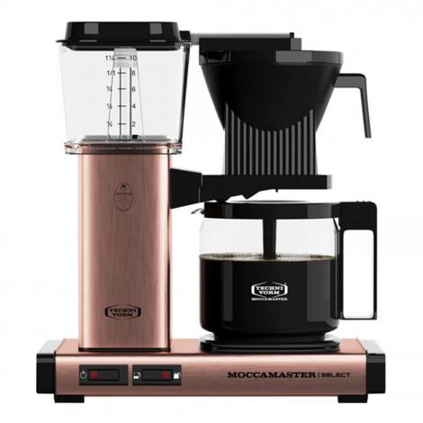 "Filtrētu kafijas automāts ""KBG 741 Select Copper"""
