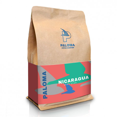 "Kawa ziarnista Paloma Coffee Roastery ""Nicaragua Skat Star"", 1 kg"