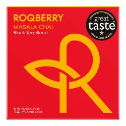 """Herbata Roqberry """"Masala Chai"""", 12 szt."""