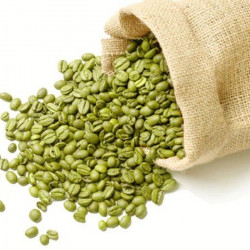 "Unroasted coffee beans ""Brazil Sul de Minas"",  1 kg"