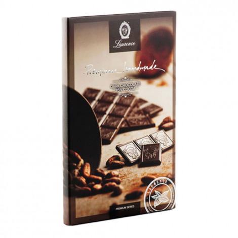 "Schwarze Schokolade mit 85% Kakao ""Laurence"", 80 g"