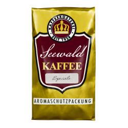 """Gemahlener Kaffee Seewald Kaffeerösterei """"Kaffee Speciale"""" (Siebträger), 500 g"""