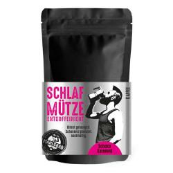 """Kaffeebohnen Mahlgrad """"Schlafmütze Kaffee (Entkoffeiniert)"""", 1 kg"""