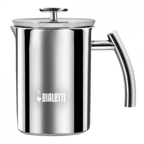 "Manuaalne piimavahustaja Bialetti ""Cappuccinatore Acciaio"", 330 ml"