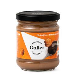 Шоколадный крем из фундука Galler «Hazelnut», 200 Г