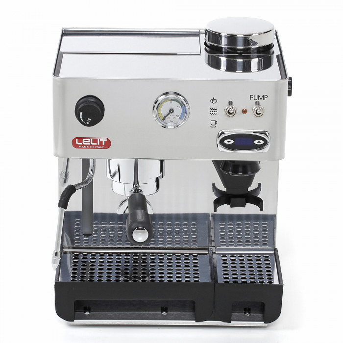 "Traditional espresso coffee machine LELIT ""Anita PL042TEMD"""