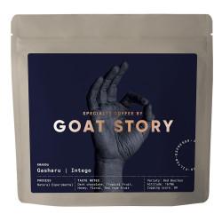 "Kawa ziarnista Goat Story ""Rwanda Gasharu Intego"", 250 g"