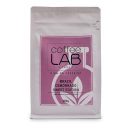 """Kawa ziarnista CoffeeLab """"Brazylia Cemorrado Sweet Edition"""", 250 g"""