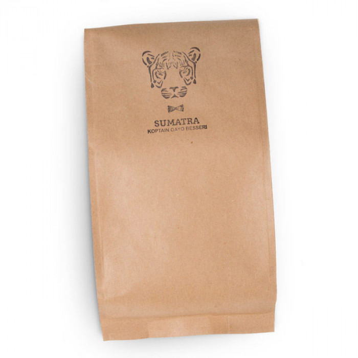 "Nieprażone ziarna kawy ""Sumatra Koptain Gayo Besseri"", 1 kg"