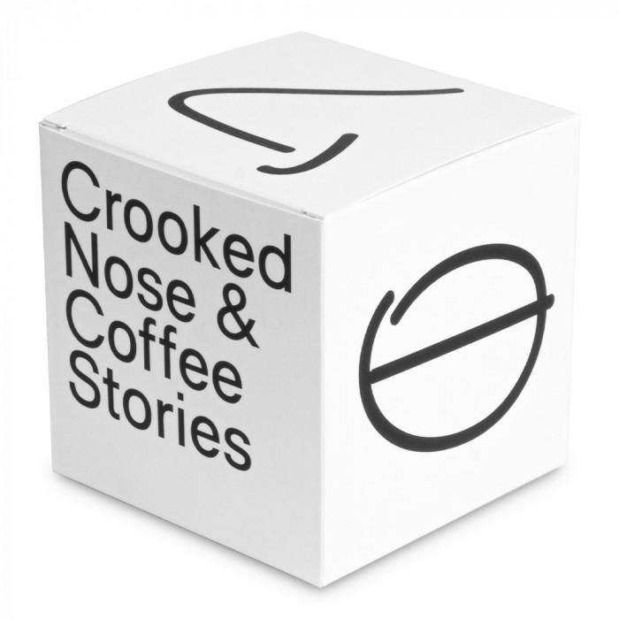 """Kohvioad Crooked Nose """"Brazil Santos"""", 200 g"""