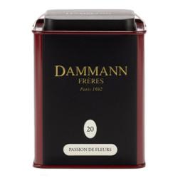 "Baltoji arbata Dammann Frères ""Passion De Fleurs"", 60 g"