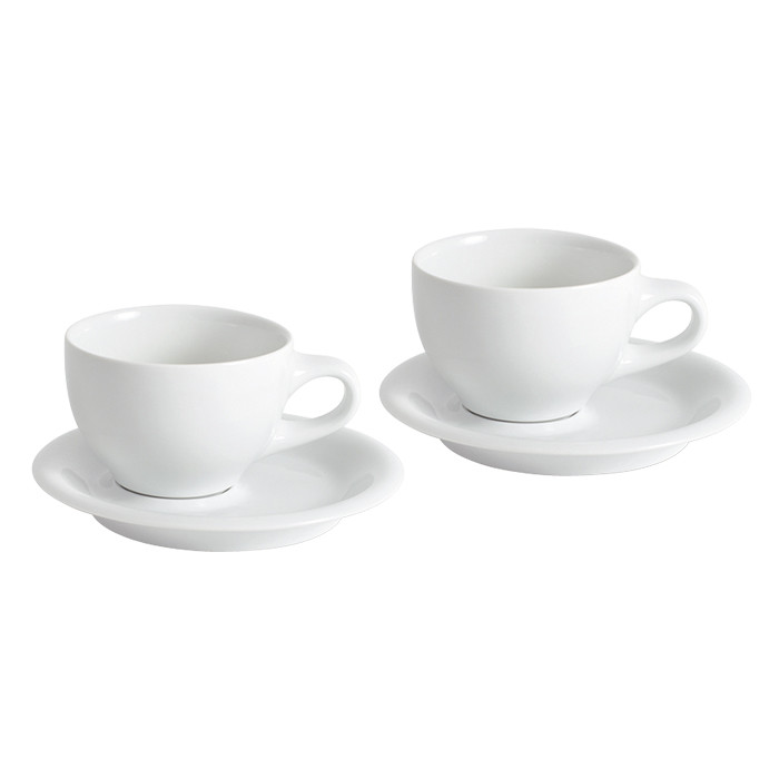 "Kavos puodeliai Café Sommelier ""Cappuccino International"", 2 vnt."
