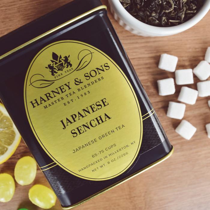 "Žalioji arbata Harney & Sons ""Japanese Sencha"", 226 g"