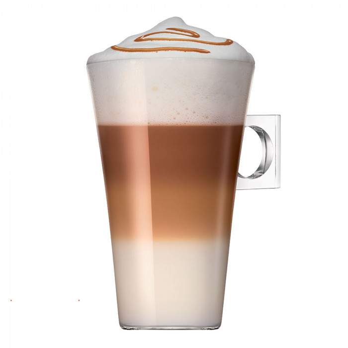 """Coffee capsules NESCAFÉ Dolce Gusto """"Caramel Latte Macchiato"""", 8+8 pcs."""