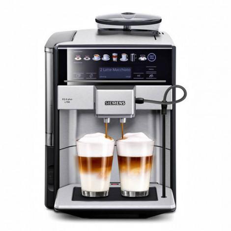 """Ekspozīcijas kafijas automāts Siemens """"TE657313RW"""""""