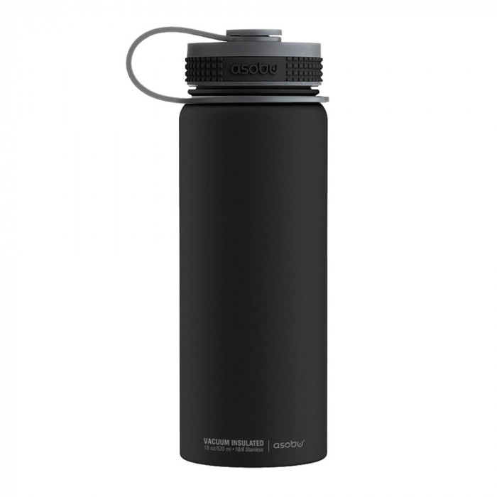 "Thermo cup Asobu ""Alpine Black"", 530 ml"