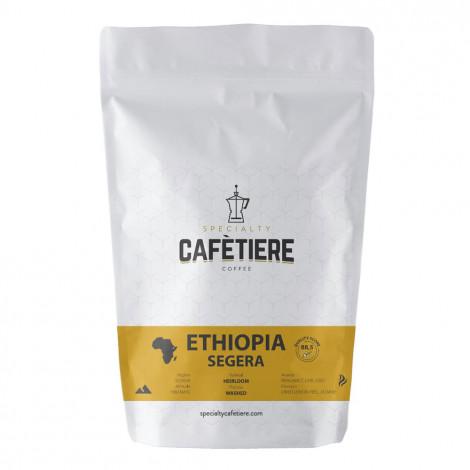 "Coffee beans Specialty Cafétiere ""Ethiopia Segera"", 2x250g"